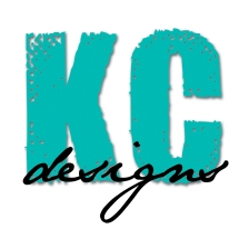 KC designs turquiose